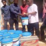 Comunidade islâmica Ahmadia, dóa produtos higiênicos ao MSP, para prevenção de COVID-19