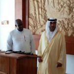 Aeroporto internacional: Empresa Concord LLC de Emirados Árabes anunciou hoje a construção