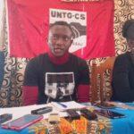 Sindicatos filiais da UNTG, de costas viradas com o Ministro das Finanças