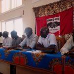 Operarios das dez ex-empresas públicas exigem salarios em atraso